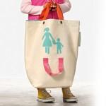 Чанта за майки с деца