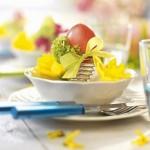 Великденска декорация за маса – част 2