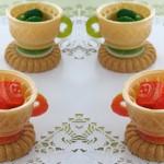 Чаени чашки за хапване