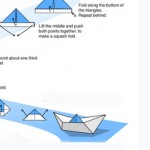 Хартиено корабче