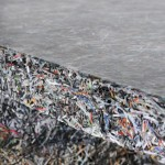 Мебели от рециклирана хартия
