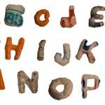 Азбуката като вдъхновение