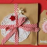 Идеи за опаковане на коледни подаръци – част 2