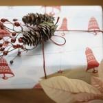 Идеи за опаковане на коледни подаръци – част 3