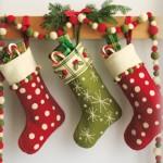 Идеи за коледни чорапи – част 3