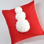 Коледни възглавнички – част 2