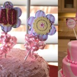Хартиена украса за торта