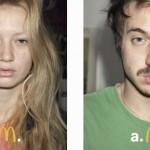 Преди и След едно кафе