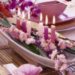 15 екзотични цветни аранжировки