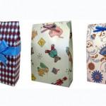Шаблон за плик за подаръци
