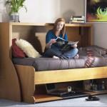 Бюро и легло в едно