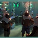 Бар под водата