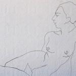 Телените скулптури на Гавин Уорф