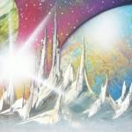 Космосът и графитите на Филип