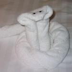Животни от хавлиени кърпи – част 1