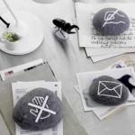 25 идеи за декорация с камъни