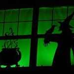 24 идеи за украса на прозорец за Хелуин – част 2