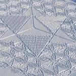 Гигантски снежни картини