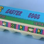 Великденска кутия за яйца