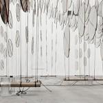 Инсталация от Якоб Хашимото