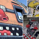 Графитите на Диего