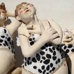 Керамичните кукли на Мишел Антъни