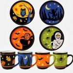 Halloween plates 1