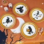 Halloween plates 2