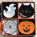 Halloween plates 7