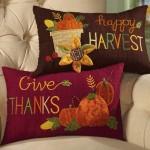 Fall Pillow 10