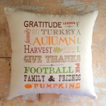 Fall Pillow 12