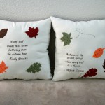 Fall Pillow 4