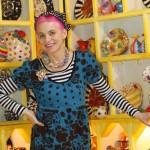 Керамика за приказките от Мари Роуз Янг