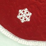 Christmas Felt Tree Skirt 4
