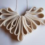 Текстилни бижута от Heather Keiko
