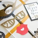 Принтирани елементи за Нова Година