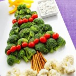 christmas food tree 3