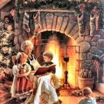 christmas retro cards 3