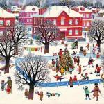 christmas retro cards 7