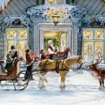 christmas retro cards 8