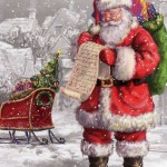 christmas retro cards 9