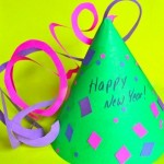 new years eve paper hat 3