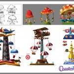 Концепции за играта CoasterVille