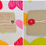 DIY Valentine card 1