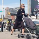 Детската количка на Валентин Водев