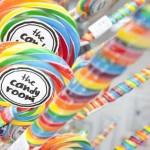 Дизайн на магазин за бонбони