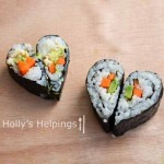 Vegan Valentines food 3