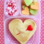 Украса на храна за Свети Валентин – част 5