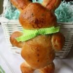 easter bunny bread 1
