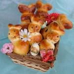 easter bunny bread 14